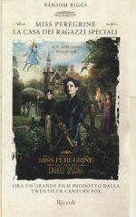 Ho letto: La casa dei bambini speciali di Miss Peregrine